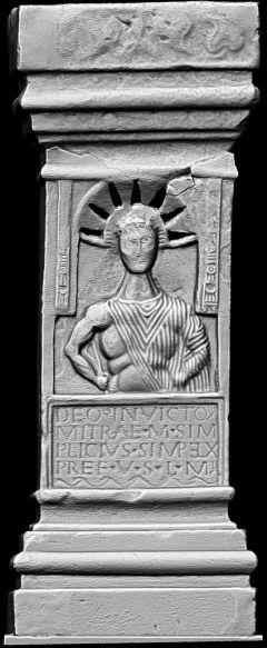 Scan of Altar.